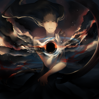 The end by Ozumii