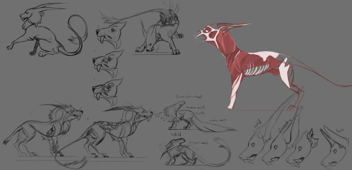 Dog Species Concept / download / by Drokkan