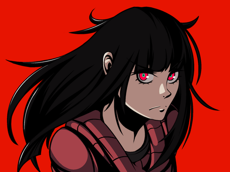 Uu in P5 style by calponpon