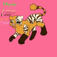 Phoebe REF by Rin-chan1994