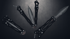 [MMD] Another Balisong for DL by AbyssLeo