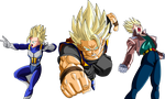Last of the Super Saiyans by MAD-54
