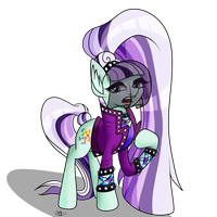 Countess Coloratura by WolfyOmega