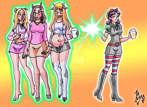 Tf - Mean Girls