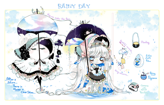 [CLOSED]ADOPT DYNAMIC PRICE329-Rainy Shadowmonster by Piffi-sisters