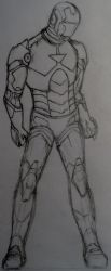 Iron Man! by Mirackles