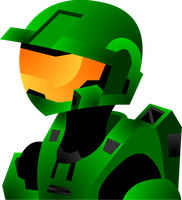 Halo - Master Chief [C] by Unit957