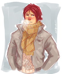 Chilly by WhereTheLightsGlow