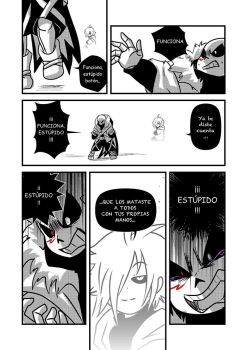 X-TALE (pag 148) by JakeiArtwork