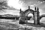The Guardian Angel Chapel in ponte de Lima by vmribeiro