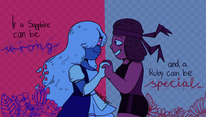 parallels ruby and sapphire by CipherTeya