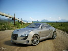 Audi R10 s - 15 by cipriany
