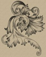 Hand Drawn Decorative Brush by 123freevectors