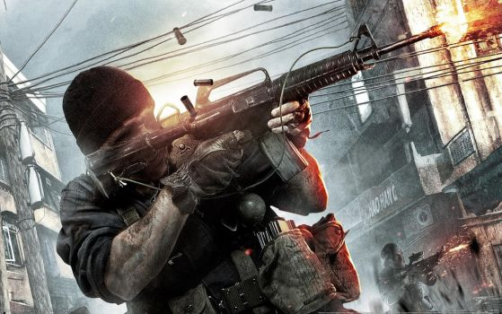 COD Black Ops HD by EngYpT