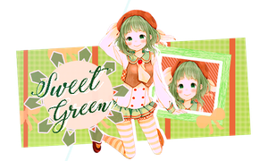 Sweet Green by Ren-Love