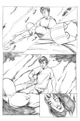 MDWDD Issue 03 Page 17 pencil by TeamAmazing