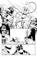 Deadpool Max Xmas Special, Page 24 BNW by Inkpulp