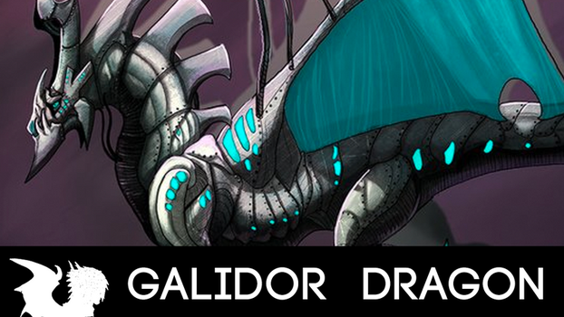 Adding details to your dragons, tutorial by Galidor-Dragon