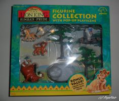 ~ TLK II: Simba's Pride - Figurine Collection ~ by Pega-Flair