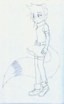 Distant Thoughts - WIP by wolf-skyhigh