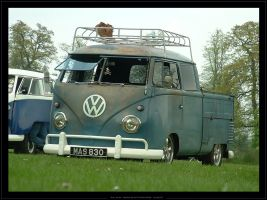 1960 VW double cab by Boss429