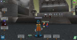 TTR-screenshot- Same outfit dance cats by multidude233