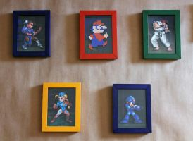 Shadowbox - Character solos by K-bron