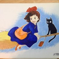 Kiki Delivery Service by nime080