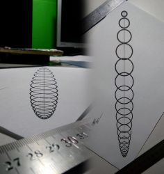 Ellipsoid 3D by EvgenyS