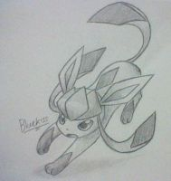 Glaceon 7 by BluuKiss
