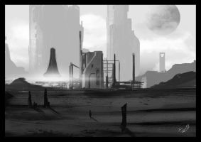 Sketch conceptart 2 by Robert-PA