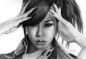 Tiffany Hwang - SNSD by whatever-kathryn