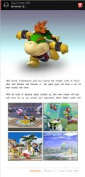Newcomer- Bowser Jr. by Omegaro