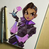 Sombra by ChrissieZullo