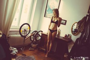 rooms and bicycles by LichtReize