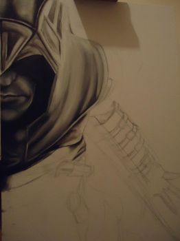 Assassin's Creed: Altair by LightningSoul