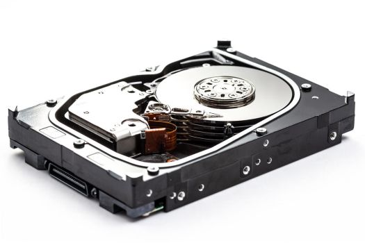 Hard Disk by ChristophMaier