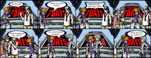The World Ends with Fredrick 8 by Cherry-sama
