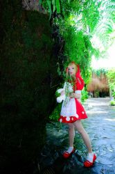 Red Riding Annie ii by sloveene