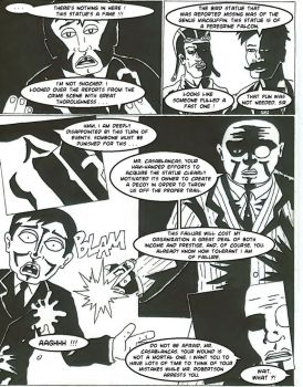 Danger and Dissonance Page 13 by Air-Raid-Robertson