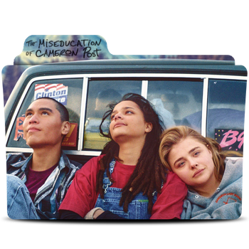 The Miseducation Of Cameron Post Folder Icon by MaxineChernikoff