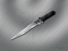 Krausers Knife from RE4 by zero-tx