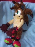 25 INCH HOGGER PLUSH by Victim-RED