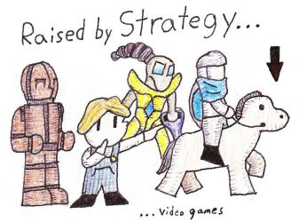 Raised By Strategy by SwiftScout