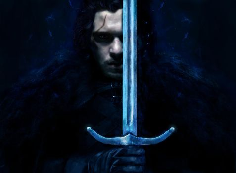 Last Watch (Jon Snow) by MajinMetz