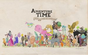 Adventure Time by matthewethan
