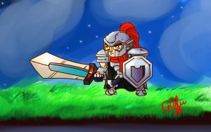Rogue Legacy by francesco8657