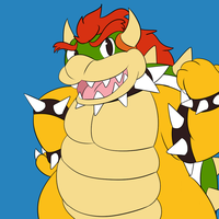 Bowser Day 2015 by maks76