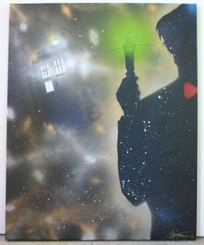 Regeneration of a Time Lord by Elyssiel
