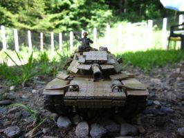 1/35  M60A1   4 by enc86